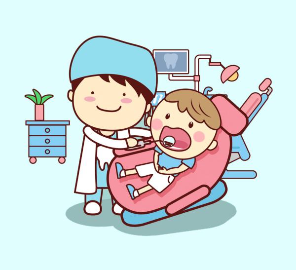 儿童牙髓病和根尖周病