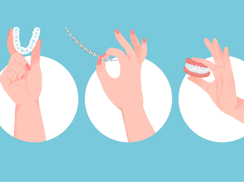 隐形矫正牙齿的优势