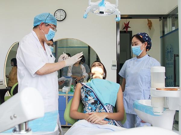 高德口腔浅析下颌角的美学标准