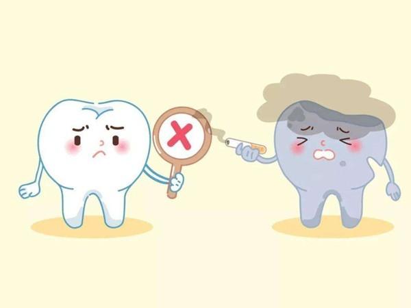 高德口腔带你了解你吸烟会导致出现哪些牙齿疾病