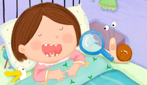 儿童牙外伤