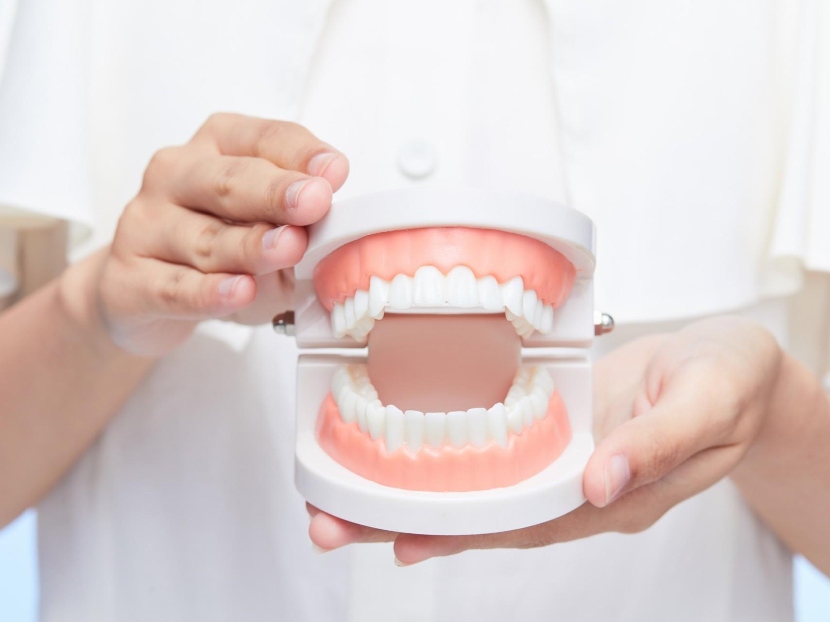 先天性龅牙