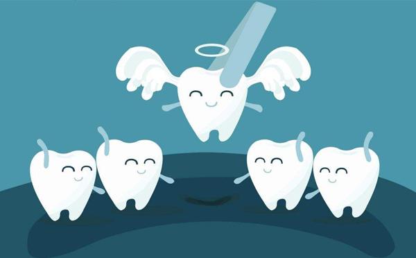 一颗牙缺失殃及邻牙